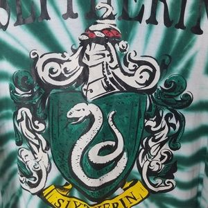 Harry Potter SLYTHERIN muscle tank top